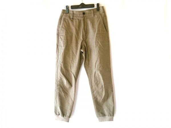 ID daily wear(アイディーデイリーウェア) パンツ サイズ28 L レディース カーキ