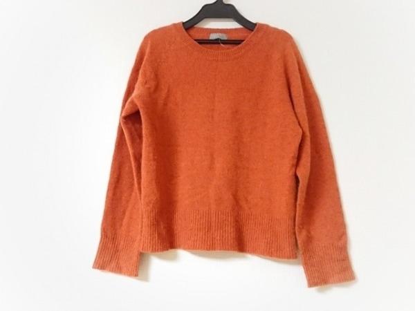 MargaretHowell(マーガレットハウエル) 長袖セーター サイズ2 M レディース オレンジ