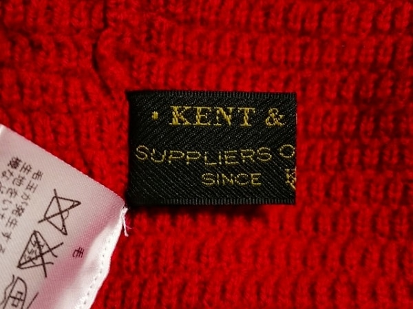 KENT&CURWEN(ケント&カーウェン) 長袖セーター サイズJP M レディース美品