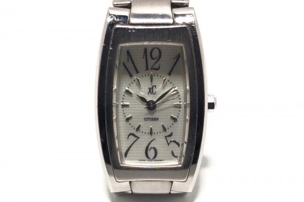 CITIZEN(シチズン) 腕時計 5432-T005900 レディース シルバー