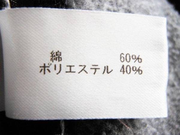 LOVELESS(ラブレス) パーカー サイズS レディース 黒×白×グレー
