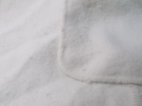 エルマノシェルビーノ ジャケット サイズ40 M レディース アイボリー ニット