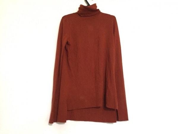 STUDIO NICHOLSON(スタジオニコルソン) 長袖セーター サイズ0 XS レディース ブラウン