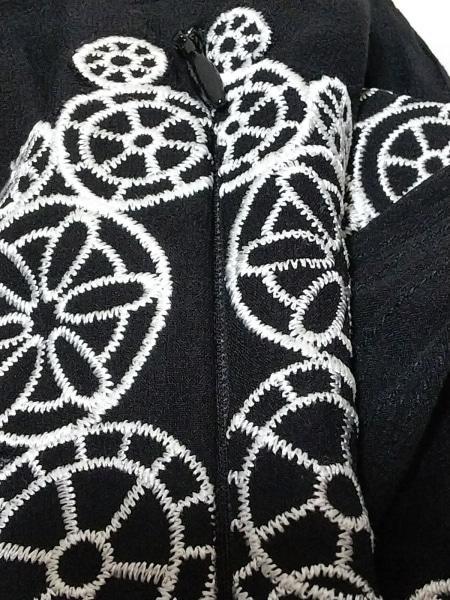 キャサリンマランドリーノ カットソー サイズ4 S レディース美品  黒×白