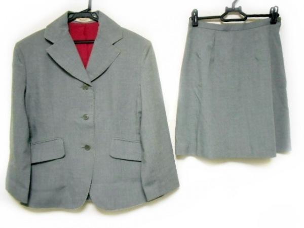 HYSTERICS(ヒステリックス) スカートスーツ サイズF レディース グレー