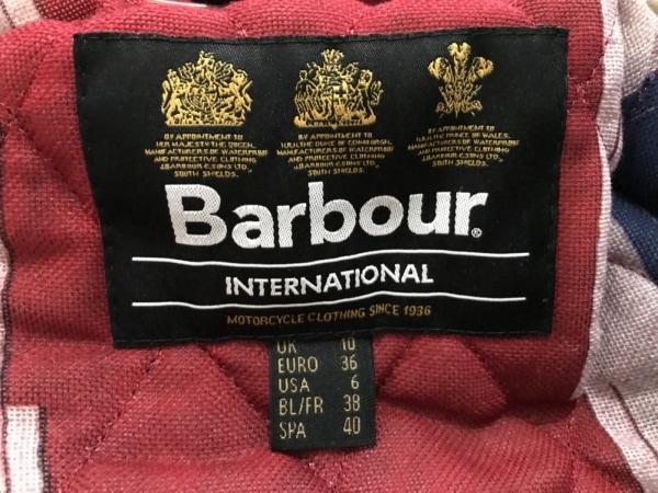 Barbour(バーブァー) コート サイズUK 10 レディース カーキ ワックスコーティング