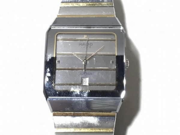 RADO(ラドー) 腕時計 DIASTAR 152.0202.3 レディース シルバー