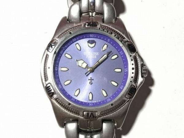 ALBA(アルバ) 腕時計 SEFAIRE V701-1V10 メンズ パープル