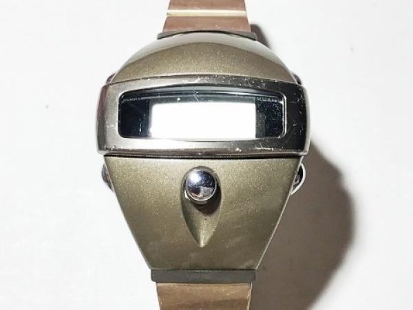 ALBA(アルバ) 腕時計 W626-4000 メンズ ゴールド