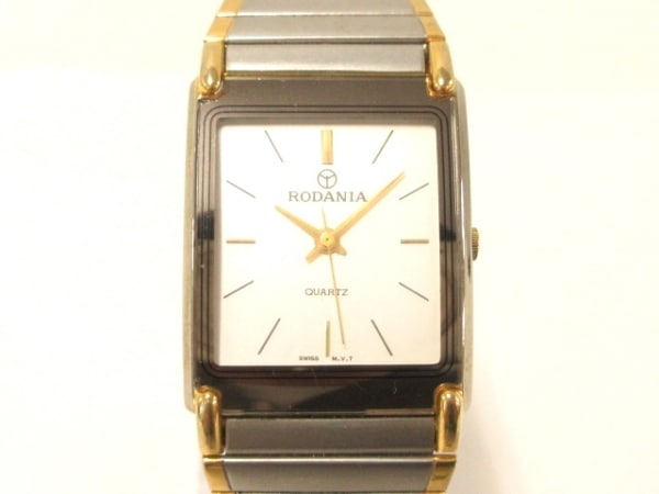 RODANIA(ロダニア) 腕時計 - レディース 白