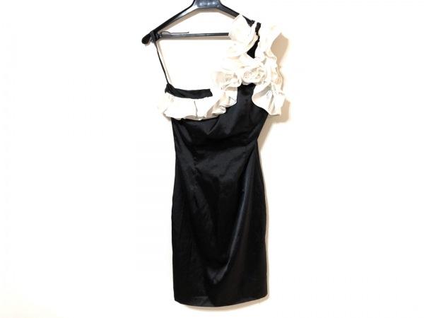 ANDY(アンディ) ドレス サイズS レディース 黒×白