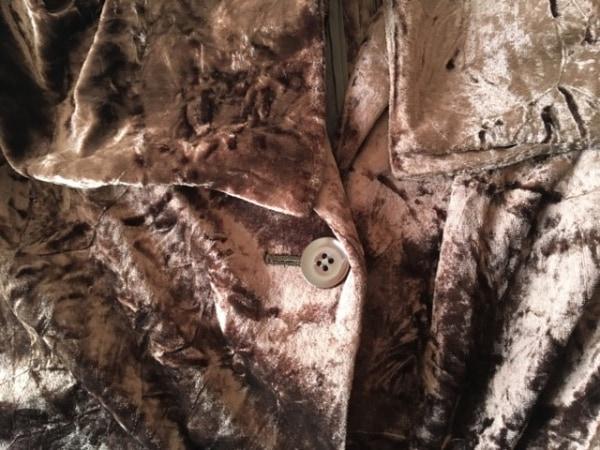 ボディドレッシング スカートスーツ サイズM レディース美品  ダークブラウン