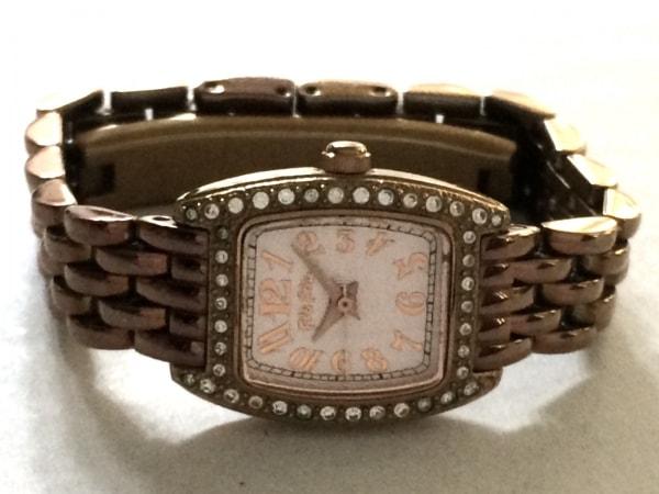 FolliFollie(フォリフォリ) 腕時計 WE5R142BP レディース ピンク