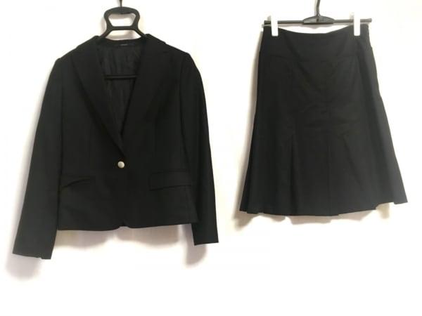 ARTISAN(アルチザン) スカートスーツ サイズ9 M レディース美品  黒