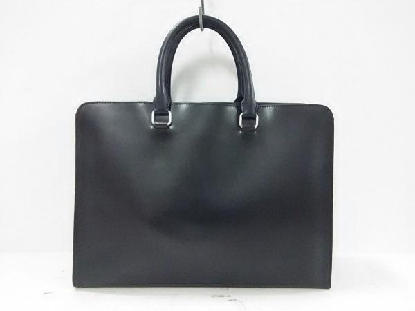PaulSmith(ポールスミス) ビジネスバッグ美品  黒 レザー