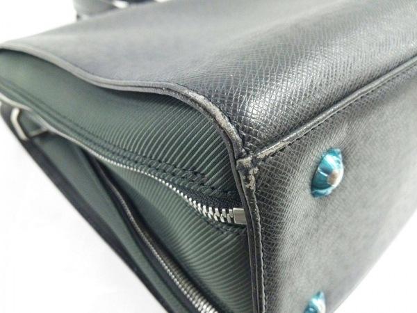 5a88f43435f2 ... ルイヴィトン ビジネスバッグ タイガ美品 ネフスキー M30878 グリズリ ...