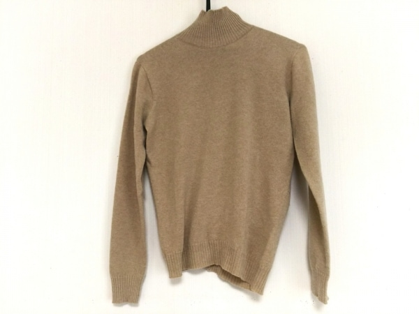 Max Mara(マックスマーラ) 長袖セーター サイズS レディース ライトブラウン