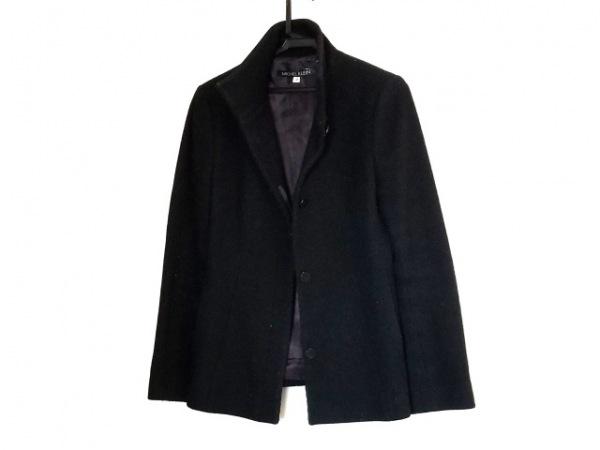 MICHELKLEIN(ミッシェルクラン) コート サイズ38 M レディース 黒 ショート丈
