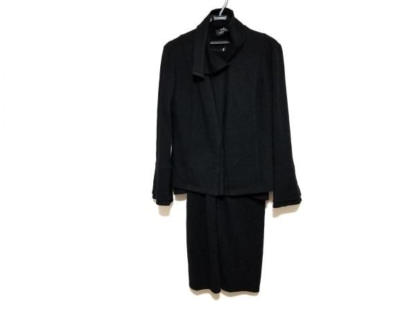 wb(ダブリュービー) ワンピーススーツ レディース美品  黒