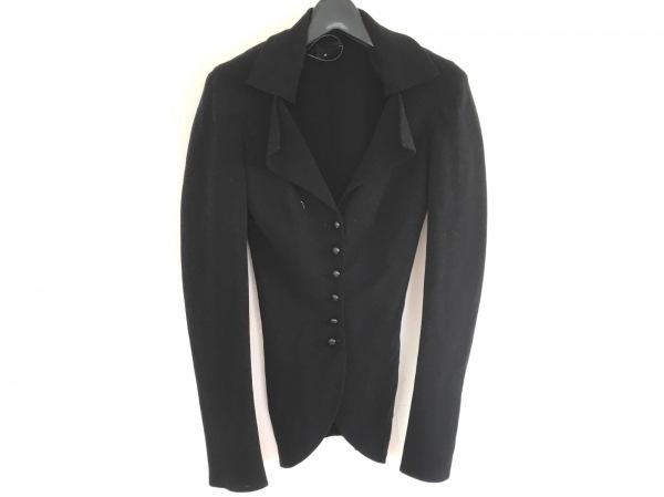AKRIS(アクリス) ジャケット サイズ34 S レディース美品  黒 肩パッド