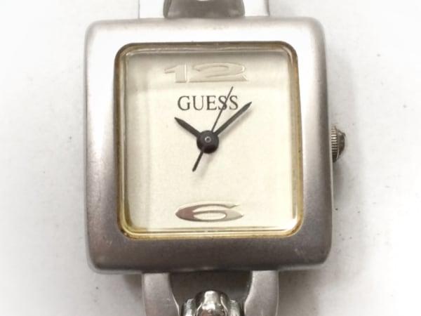 GUESS(ゲス) 腕時計 - レディース シルバー