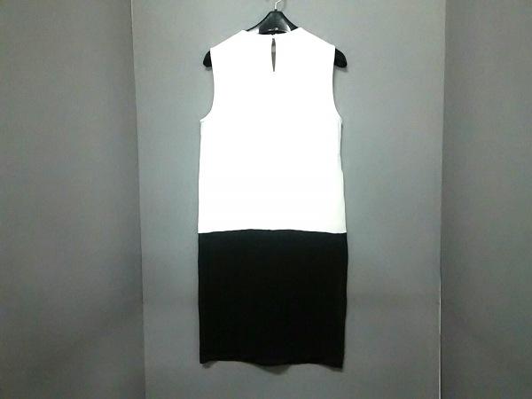 GUCCI(グッチ) ワンピース サイズXS レディース 白×黒