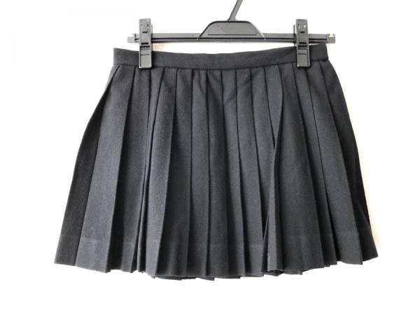 アレキサンダーマックイーン ミニスカート サイズ36 M レディース新品同様  黒