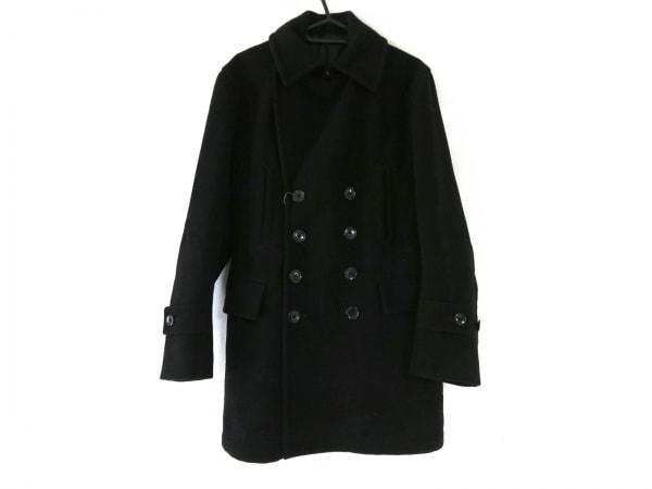 SCYE(サイ) コート サイズ36 S メンズ美品  黒 冬物