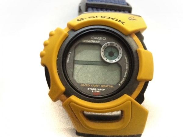 CASIO(カシオ) 腕時計 G-SHOCK DWX-100 メンズ ダークグリーン×グレー