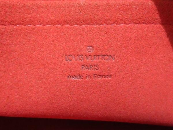 LOUIS VUITTON(ルイヴィトン) ショルダーバッグ ダミエ ラヴェッロGM N60006 エベヌ