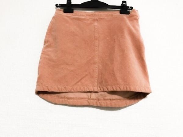 PHEENY(フィーニー) ミニスカート サイズ1 S レディース美品  ピンクオレンジ