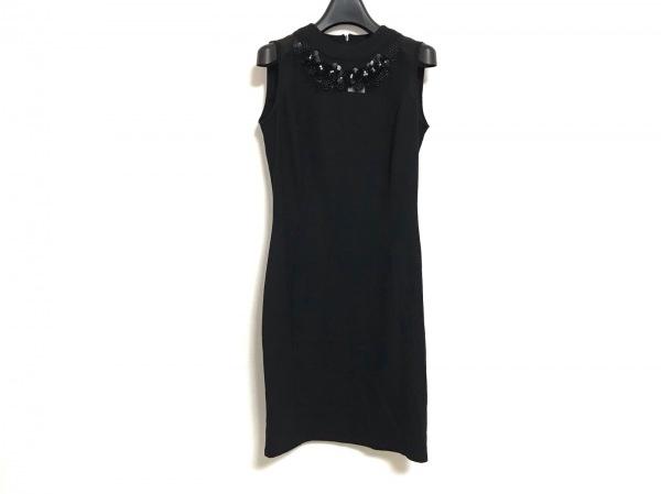 BLUGiRL(ブルーガール) ワンピース サイズ40 M レディース美品  黒