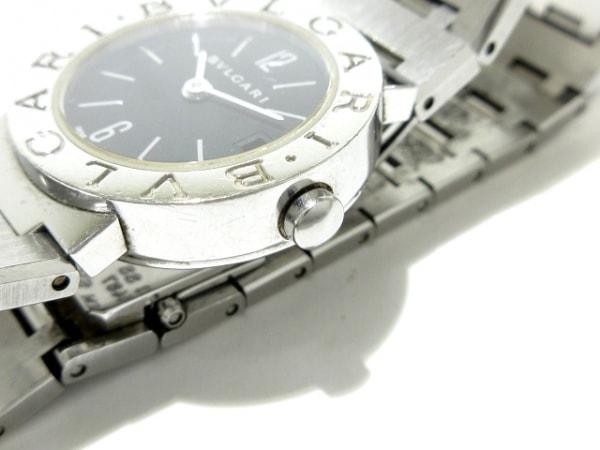 BVLGARI(ブルガリ) 腕時計 ブルガリブルガリ BB23SS レディース 黒