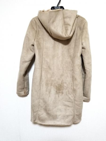ecruefil(エクリュフィル) コート サイズ2 M レディース美品  ベージュ 冬物