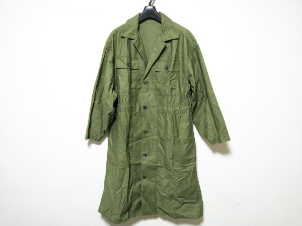 TOMORROWLAND(トゥモローランド) コート サイズ36 S メンズ カーキ 春・秋物/MACPHEE