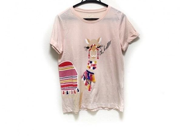 ブルーム ストリート ケイトスペード 半袖Tシャツ サイズXS レディース新品同様