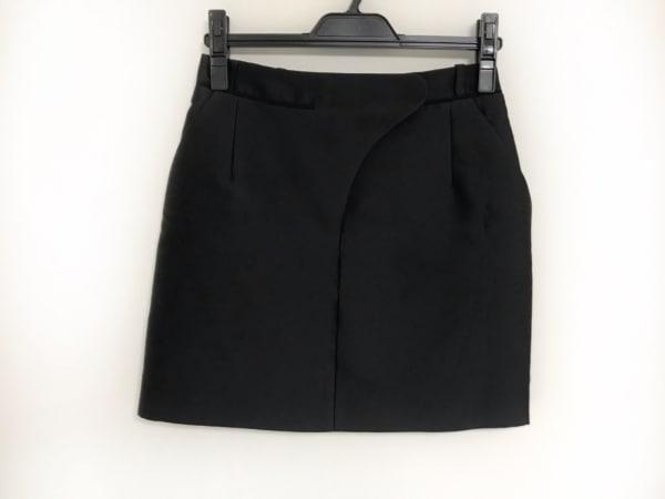 CARVEN(カルヴェン) スカート サイズ36 S レディース美品  黒