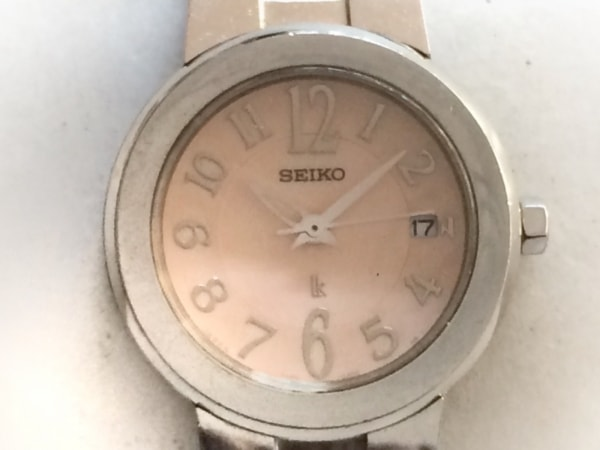 SEIKO(セイコー) 腕時計 ルキア 7N82-0CN0 レディース ピンク