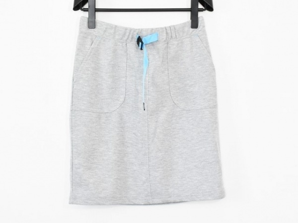 columbia(コロンビア) スカート サイズL レディース新品同様  グレー