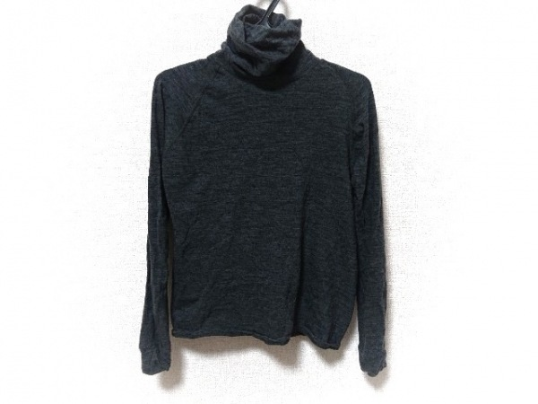 SCYE(サイ) 長袖セーター サイズ38 M レディース美品  ダークグレー タートルネック