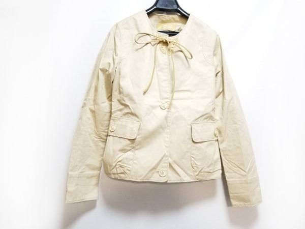 L&KONDO(ルコンド) ジャケット レディース ベージュ