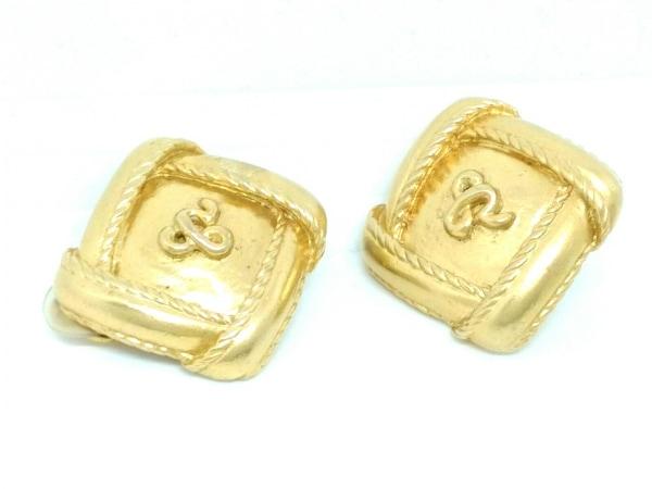 SONIARYKIEL(ソニアリキエル) イヤリング 金属素材 ゴールド