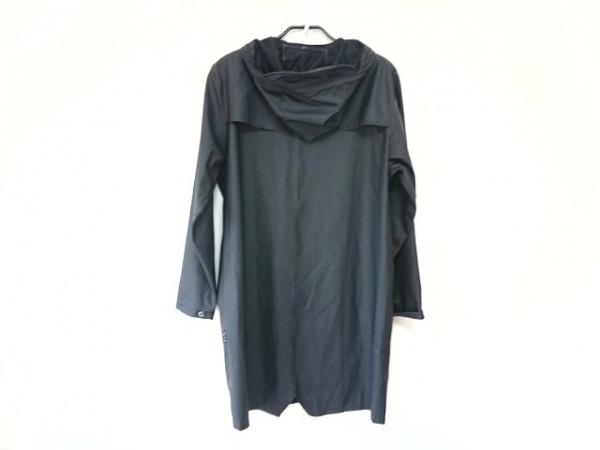 RAINS(レインズ) コート サイズXS メンズ新品同様  黒
