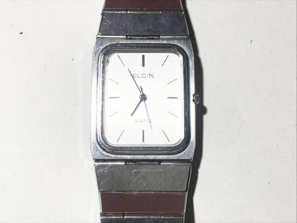 ELGIN(エルジン) 腕時計 FK225 レディース シルバー