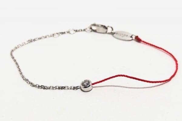 redline(レッドライン) ブレスレット 金属素材×ジルコニア×化学繊維