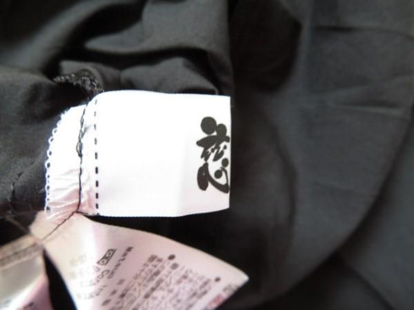 慈雨(ジウ/センソユニコ) 長袖シャツブラウス サイズ40 M レディース 黒