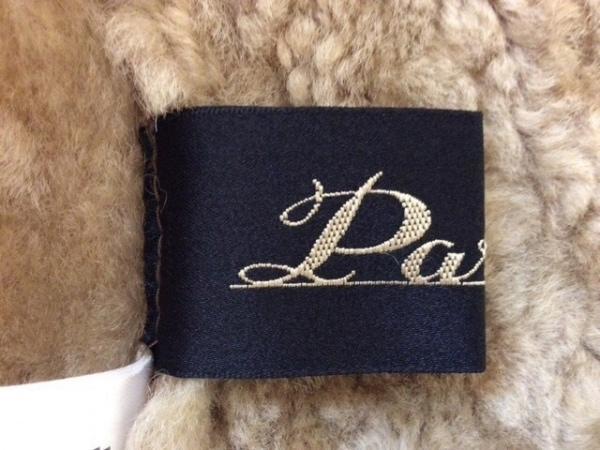 PARTINA(パルティーナ) ベスト サイズL メンズ美品  ブラウン