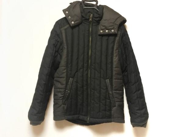 TK (TAKEOKIKUCHI)(ティーケータケオキクチ) ブルゾン サイズ3 L メンズ 黒×グレー