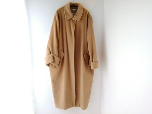 Max Mara(マックスマーラ) コート サイズ40 M レディース美品  ライトブラウン 冬物
