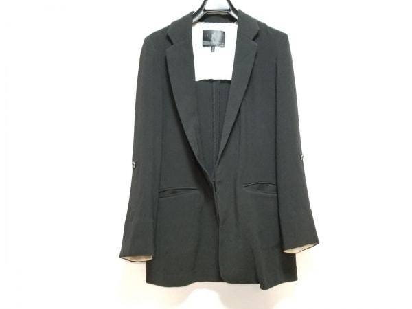 qualite(カリテ) ジャケット サイズ2 M レディース 黒